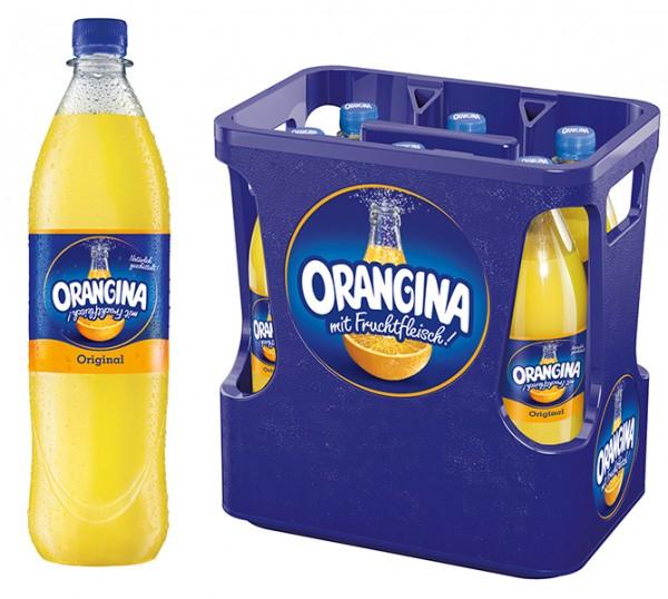 Orangina Original 6x1,0 L