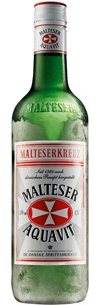 Malteserkreuz Aquavit 40% 0,7 L