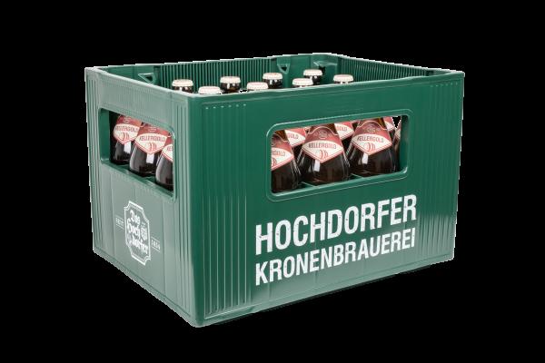 Hochdorfer Kronenbrauerei Kellergold 20x0,5 L