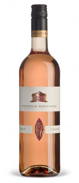 Collegium Wirtemberg Rosé trocken 0,75 l