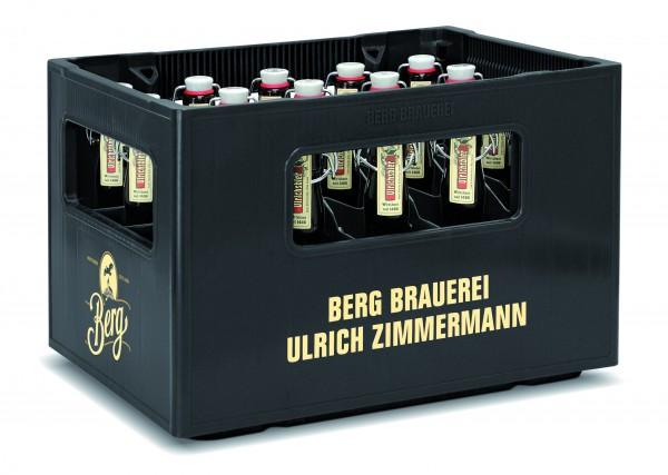 Berg Brauerei Ulrichsbier 20x0,33 L