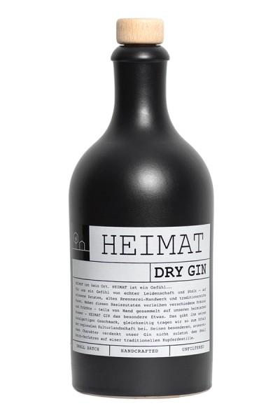 HEIMAT Dry Gin 500ml