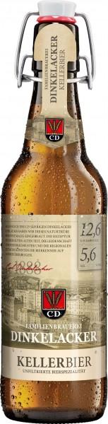 Dinkelacker Kellerbier Bügel 20x0,5 L
