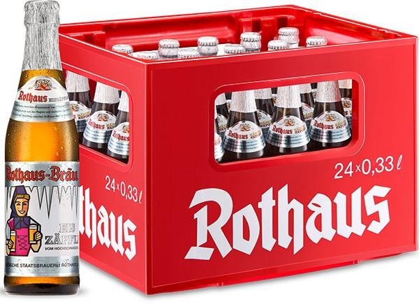 Rothaus Eiszäpfle 24x0,33 L