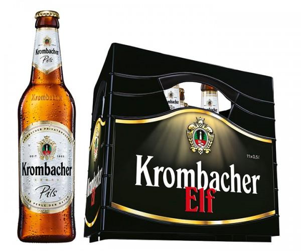 Krombacher Pils 11x0,5 L