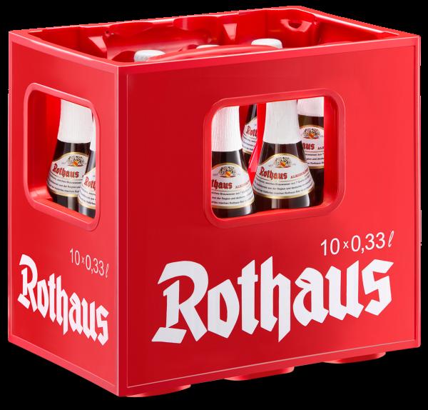 Rothaus Tannenzäpfle Alkoholfrei 10x0,33 L