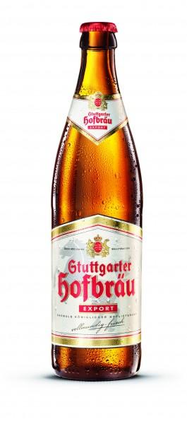 Stuttgarter Hofbräu Export 20x0,5 L