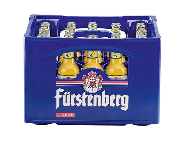 Fürstenberg Radler 20x0,33 L