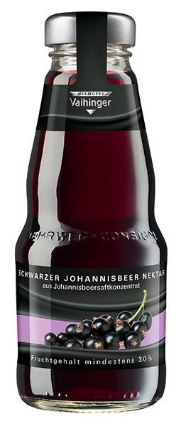 Niehoffs -Vaihinger schwarzer Johannisbeer Nektar 24x0,2 L