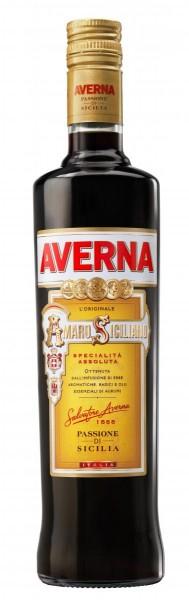 Averna Amaro Siciliano Kräuterlikör 29% Vol 0,7 L