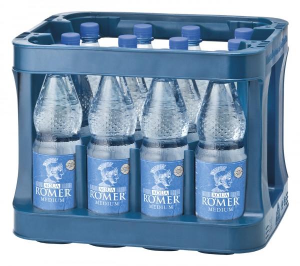 Aqua Römer Medium 12x1,0 L PET