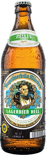 Augustiner Lager hell 20x0,5 L