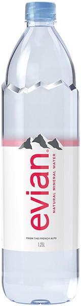 Evian 6x1,25 L
