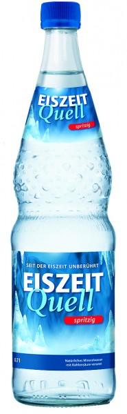 EiszeitQuell Spritzig 12x0,7 L