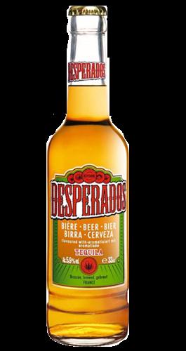 Desperados 24x0,33 L