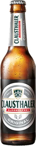 Clausthaler Original alkoholfrei 24x0,33 L