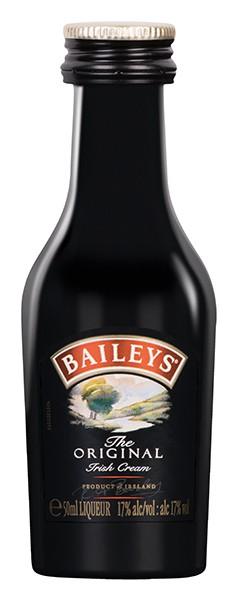 Baileys Original Irish Cream Likör 17 % Vol. 0,05 L
