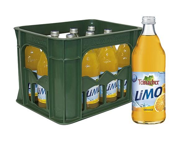 Teinacher Limo Orange 12x0,5 L