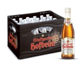 Stuttgarter Hofbräu Herrenpils 24x0,33 L