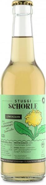 Stuggi Schorle Löwenzahn 24x0,33 L