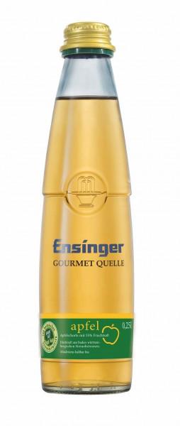 Ensinger Gourmet Apfelschorle 24x0,25 L