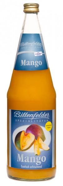 Bittenfelder Mango Nektar 6x1,0 L