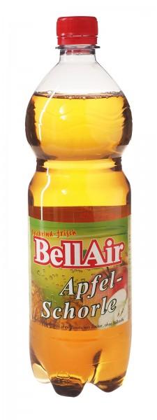 BellAir Apfelschorle 9x1 L