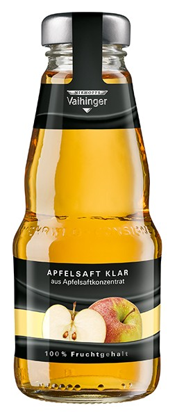 Niehoffs -Vaihinger Apfelsaft 24x0,2 L