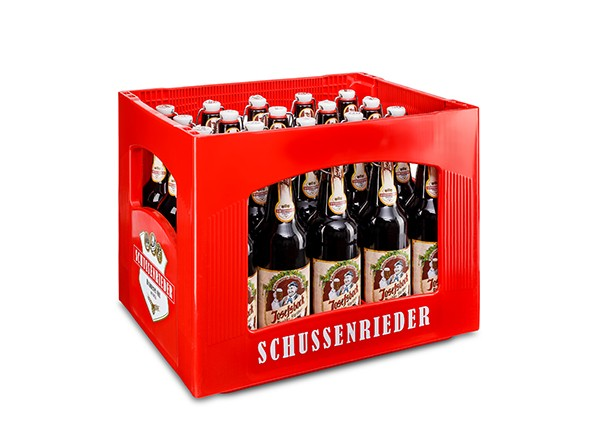 Schussenrieder Josefsbock - Dunkles Starkbier 20x0,5 l