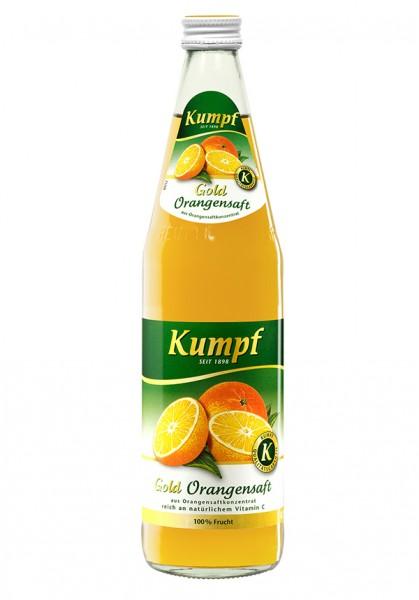 Kumpf Orangensaft Gold 6x1.0 L