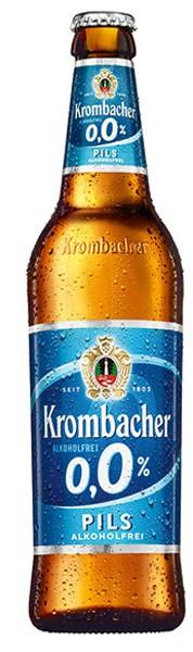 Krombacher Alkoholfrei 0,0% Pils 11x0,5 L