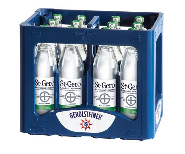 St. Gero Heilwasser 12x0,75 L