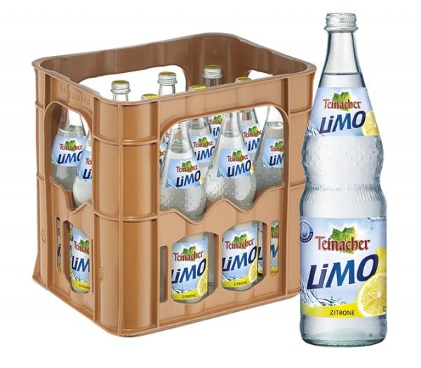 Teinacher Limo Zitrone 12x0,7 L