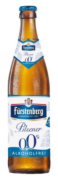 Fürstenberg Pilsener 0,0% alkoholfrei 20x0,5 L