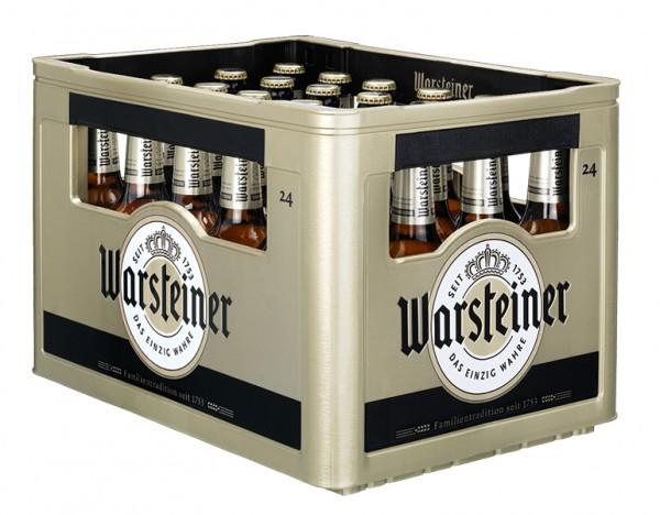 Warsteiner Pilsner 20x0,5 L