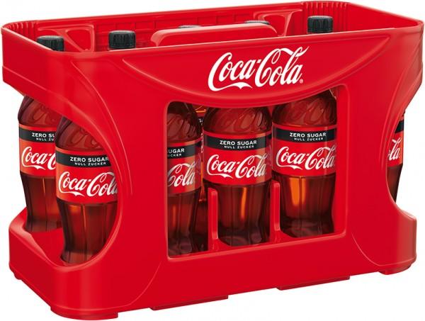 Cola Zero 12x0,5 L