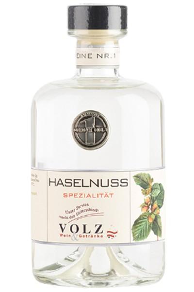 Volz Haselnuß Spirituose 38% 0,5 l