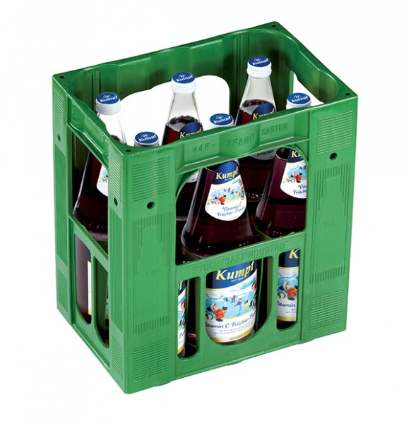 Kumpf Vitamin C Früchte-Punsch alkoholfrei 6x1.0 L