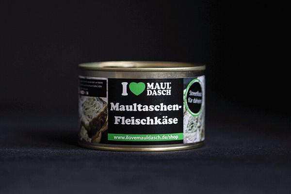 I love Mauldasch Maultaschen - Fleischkäse 400 g