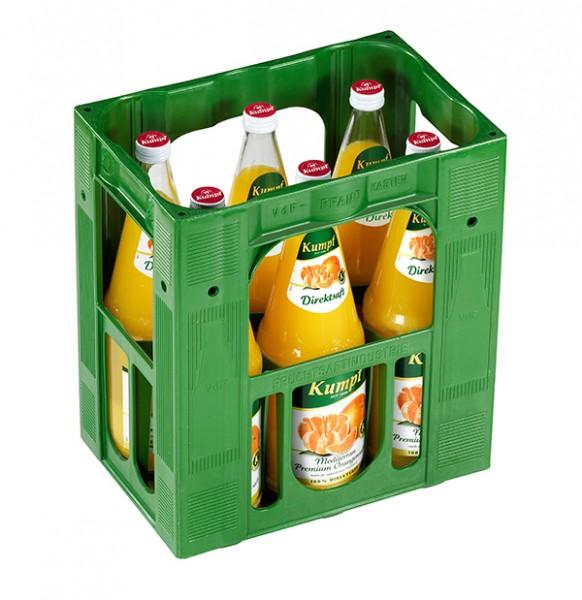 Kumpf Mediterran Premium Orangensaft (Direktsaft) 6x1.0 L