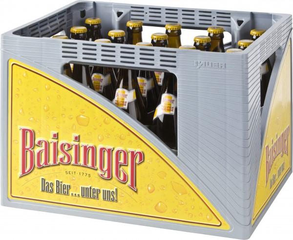 Baisinger BierManufaktur Teufels Weisse Hefeweizen 20x0,5 L