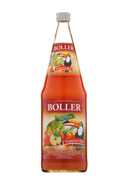 Boller - Tropicana Red - 6x1 l