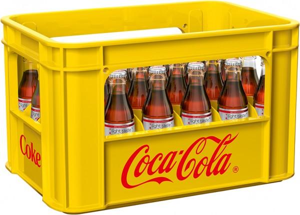 Coca Cola Light 24x0,2 L