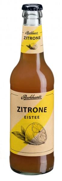 Burkhardt Eistee Zitrone 12x0,33 L
