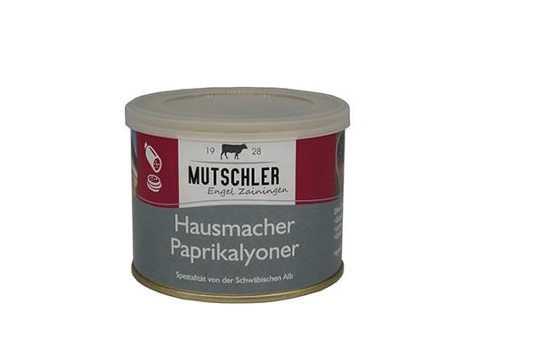 Mutschler Hausmacher Paprikalyoner 190 g