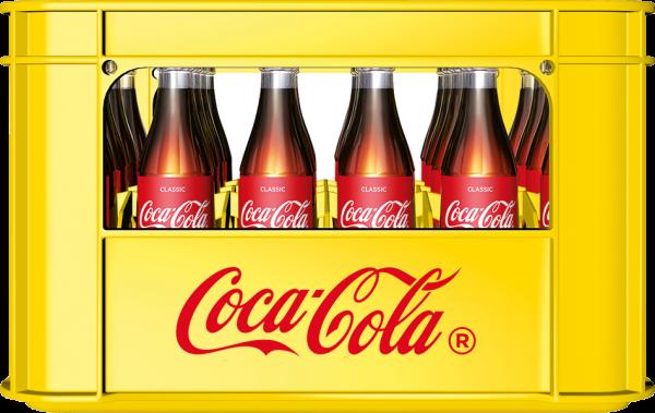 Coca Cola 24x0,2 L