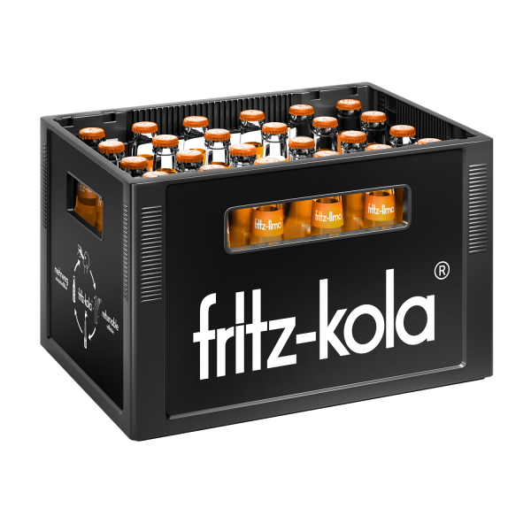 Fritz-Limo Orange 24x0,33l L