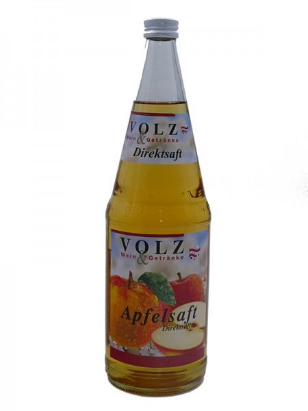 Volz Apfelsaft Direktsaft klar 6x1 l