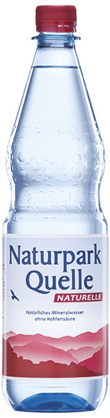 Naturparkquelle Naturelle 12x1,0 L