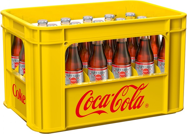 Coca Cola Light Taste 24x0,33 L
